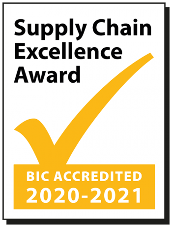 BIC Supply Chain Award Image